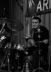 Alireza Tabatabaei with Arian Band