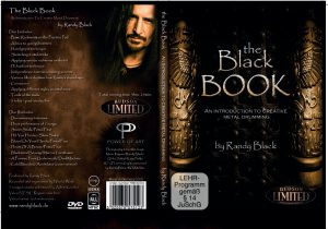 Randy Black_The Black Book DVD