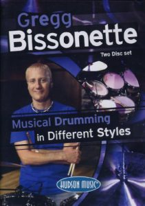 Gregg Bissonette_DVD