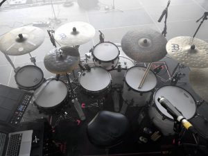Drumkit_Simon Gattringer © Cat with Hats